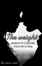 The weight| Shawn Mendes  by boom_what