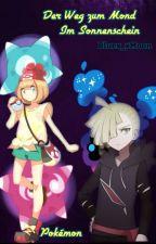 Der Weg zum Mond im Sonnenschein - Pokémon by Bluex_xMoon