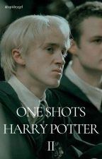 One Shots y Preferences de Harry Potter by srtadriguez