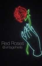 red roses //matty x george// by vintagehealy