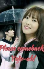 Please comeback! by YuKook_Golden25587
