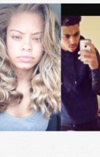 It's so hard to  say goodbye(Lucas Coly and Miss Mulatto) by PrincessRayne128
