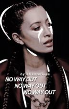 no way out ▷ TWD GIF SERIES by ethrealistic
