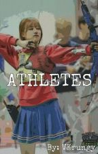 Athletes by VKrungy