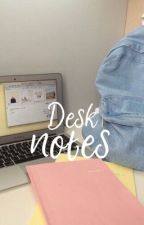 Desk Notes ➳ S.M.  by adoremendesx