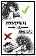 Expectativa VS. Realidad by lari_pietkievicz