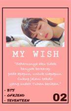 My Wish (2) : Navillera |BTSxGfriend| by sweetytae