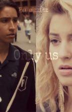 Only us(Chris Manawa/FTWD) by mizzfitz