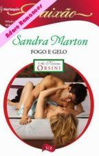 1 NOIVAS Orsini  Fogo e Gelo  Noivas    Sandra marton by Leidy_MS