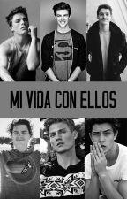 Mi vida con ellos [MSHYY #3] by TheAzulAiros