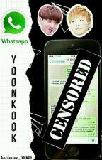 WhatsApp 〰 [YoonKook/KookGi] by besosdelicados