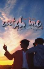 catch me if you can (again) || taekook by dessabedran