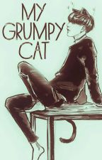 My grumpy cat (Yoonmin) +18 by nereacmb