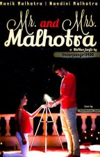 Mr and Mrs. Malhotra ~ MaNan FS ( ✔ ) by ScorpionGirl3100