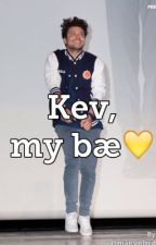 Kev, my bæ💛 [terminé] by manonfrrd