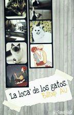 'La loca' de los gatos.(BillDip A.U) by JanaFalls