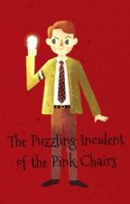 The Puzzling Incident of the Pink Chairs (A Dirk Gently Story) by squidpickle123