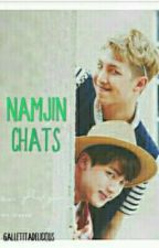 NAMJIN CHATS❤💘 by ArmyYNWA
