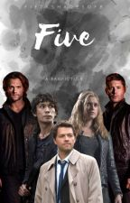 FIVE - the 100/supernatural by FiftyshadesofB