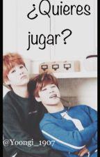 ¿Quieres jugar?  +18 Yoonmin (Suga y Jimin) by Yoongi_1907
