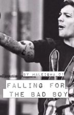 Falling For the Bad Boy (Larry Stylinson) by maleigha_01