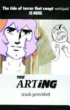THE ARTING :)) by Numberonebestfangurl