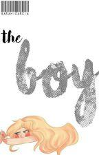 ©The Boy by SaraGarciaOwO