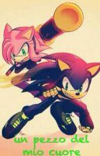 Sonic The Hedgehog - un pezzo del mio cuore by Giuly_Wolf