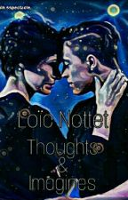 Loïc Nottet - Thoughts and Imagines by LePttLolo