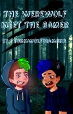 The Werewolf Meet The Gamer ☾Septiplier☽  by StormWolfDiamond