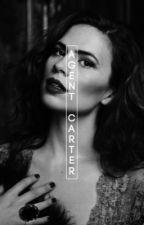 Agent Carter → Steve Rogers [1] ✓ by VoidKaramel