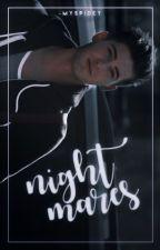 NIGHTMARES «Theo Raeken»  by -myspidey