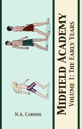 Midfield Academy: Book 3 by varzanic