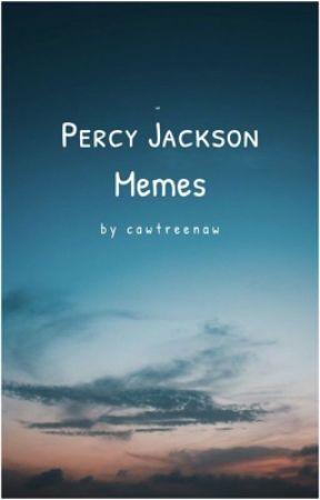 Percy Jackson Memes by accio_pegasus
