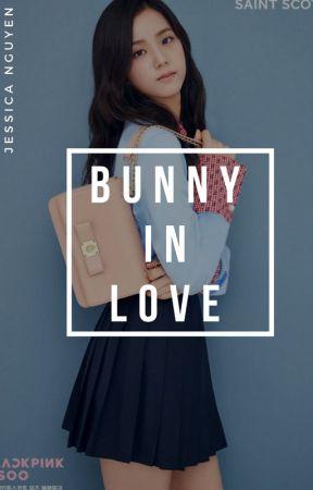 Bunny in Love ✎ Me by BonjourJessie09