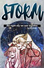 Storm.    Zen/Hyun Ryu by althetrash