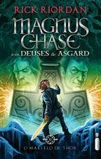 O Martelo de Thor - Magnus Chase e os Deuses de Asgard by atenneth