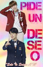 Pide Un Deseo↭HopeMin by PinkBear46