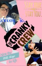 Welcome To The Cranky Crew (YouTuber! Ethan X Reader) by Lost_Amber