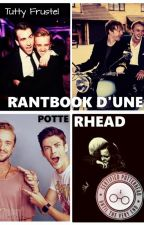 RANTBOOK D'UNE POTTERHEAD   Tutty Frustel by TuttyFrustel
