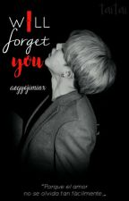 I will forget you ; Yoonmin by aegyojiminx