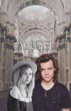 Angel// Harry Styles & Hannah Murray by xRidex