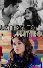Letters To Matteo by MarilynBook