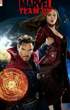 Hechizos de amor (Doctor Strange y Scarlet Witch) by ScarlettWitchM