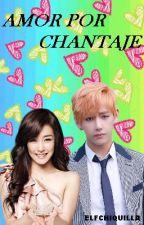 Amor Por Chantaje Taehyung Y ______ by elfchiquilla