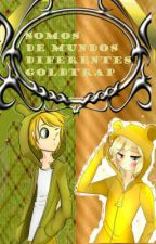 Somos de mundos diferentes_ Fnafhs_ (Goldentrap) by Murderller