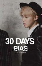 30 days bias challenge by jiminterest