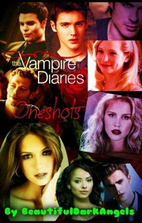 The Vampire Diaries (One-Shots!) - Caroline x Male Reader