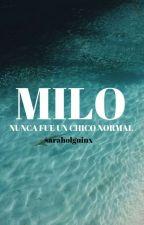 MILO. #M1 by saraholguinx
