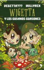 WIGETTA Y LOS GUSANOS GUASONES by JosteinCaceres